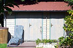 Gartenhäuser und Carports